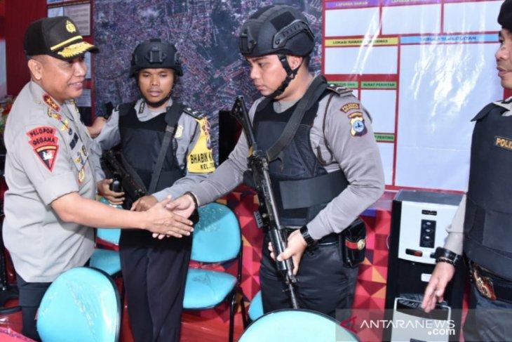 Menyusul penusukan Wiranto, Polda Kalsel tingkatkan pengamanan kunjungan pejabat negara