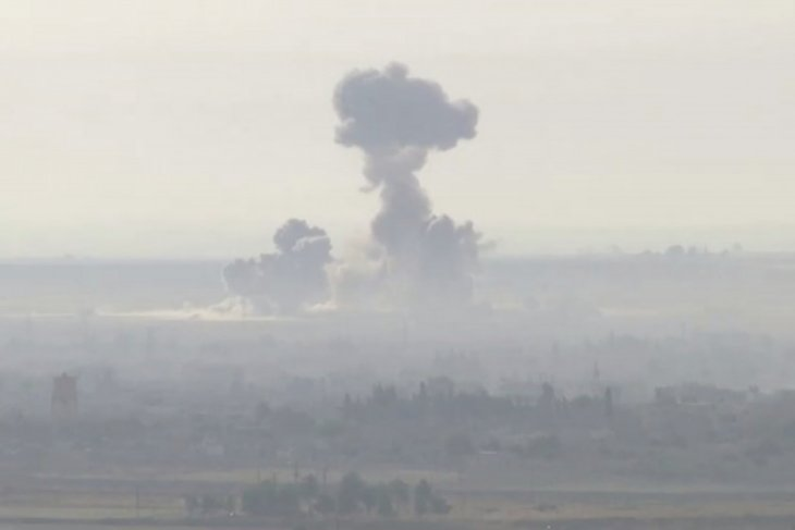 Bom mobil meledak, empat tewas di perbatasan Suriah, Turki