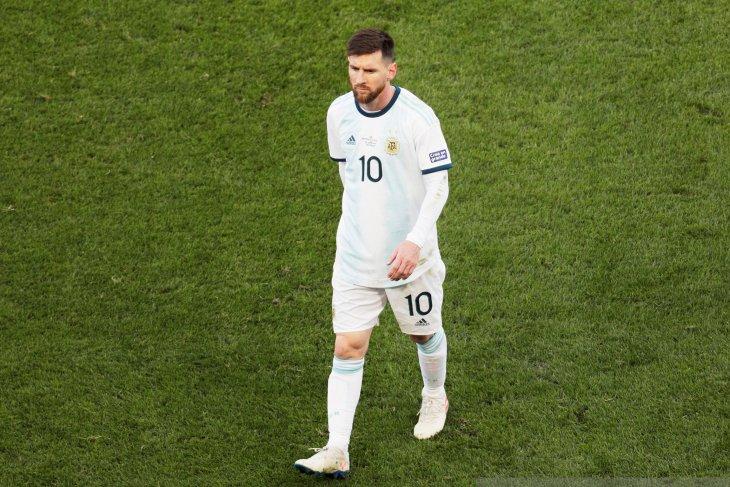 Lionel Messi kembali perkuat Argentina bulan depan