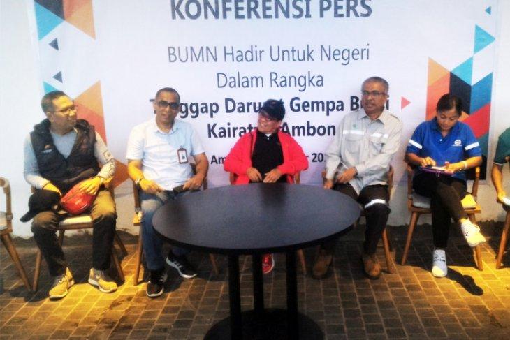 BUMN akan berpartisipasi pulihkan pascagempa di Maluku