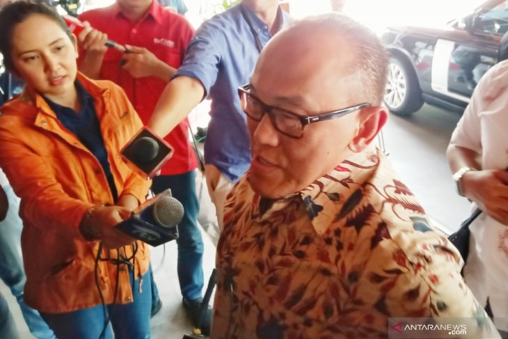Aburizal Bakrie: Kelingking Wiranto terluka saat tangkis serangan