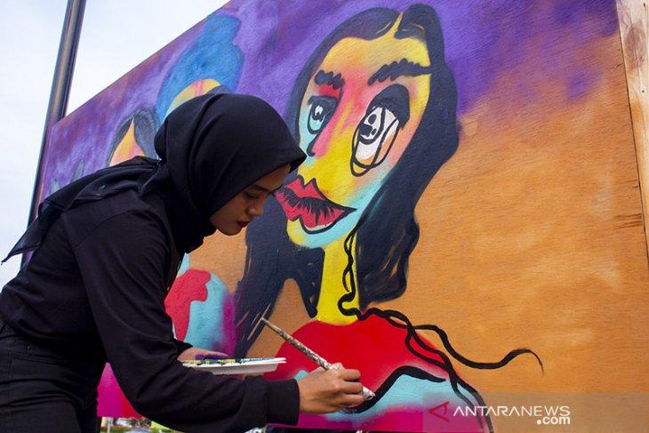 Ladies On Wall 2019 Di Karawang