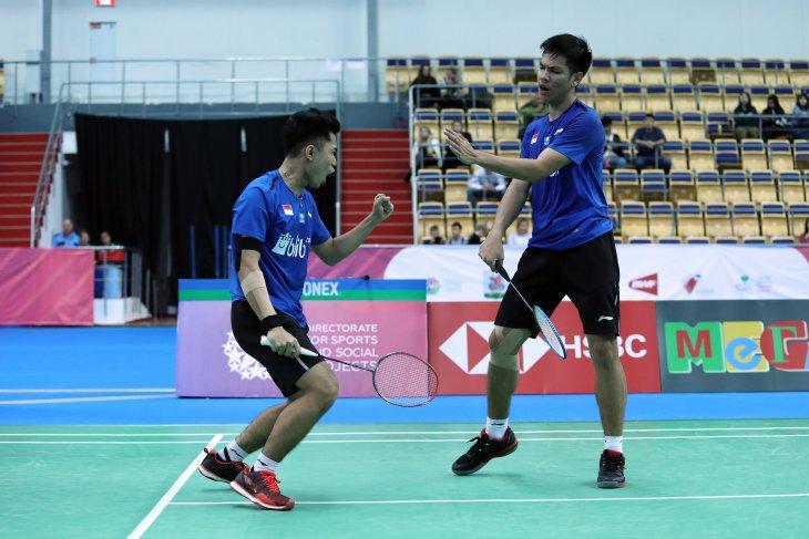 Seri Thailand jadi modal kepercayaan diri ganda Indonesia  Leo/Daniel di tingkat senior