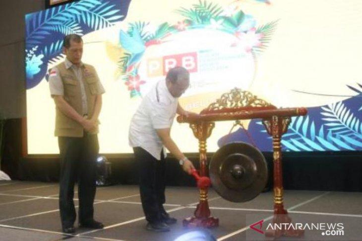 Gubernur Babel-Kepala BNPB luncurkan Kelekak Nusantara