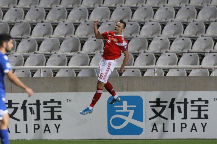 Taklukkan Siprus, Rusia susul Belgia ke putaran final