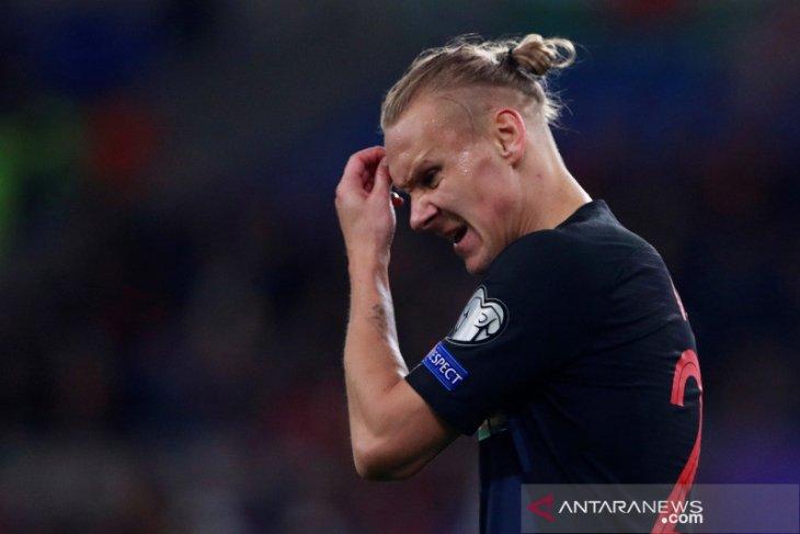 Kualifikasi Piala Eropa, Hasil Grup E: Kroasia di puncak tapi belum aman