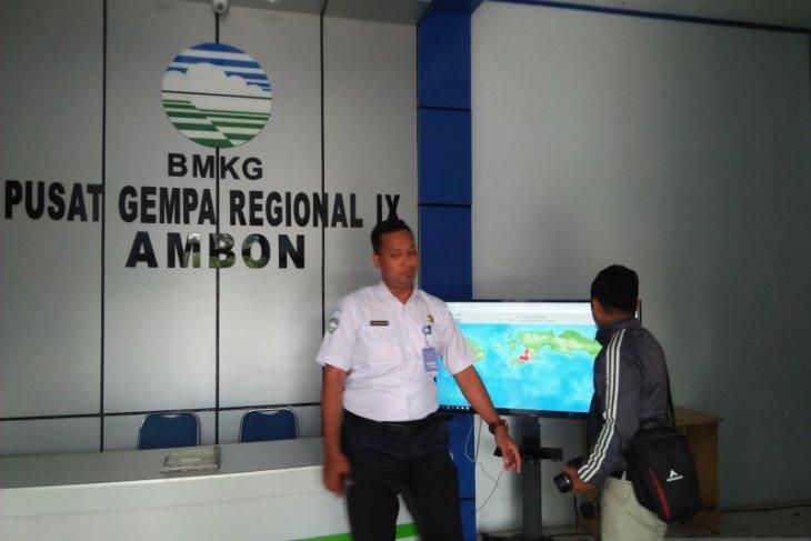 BMKG   frekwensi gempa susulan Maluku capai 1.520 kali