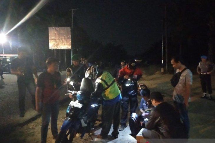 Polisi Resor Bangka Barat tangkap penjual minuman beralkohol