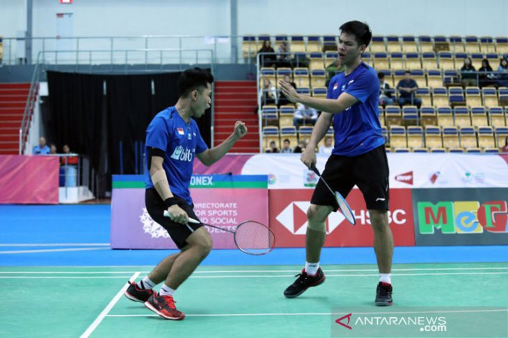Leo/Daniel gagal tembus final Thailand Open