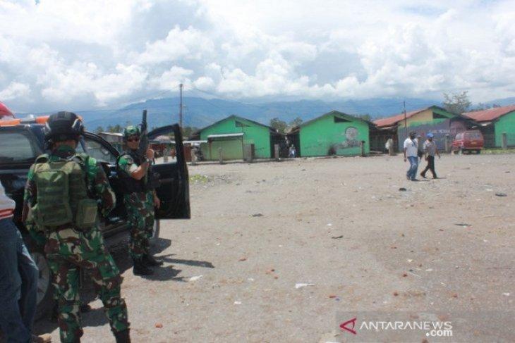 Satgas Gakkum TNI/Polri tembak mati anggota KKSB