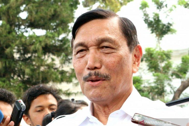 Luhut Pandjaitan, jenderal yang kembali urus maritim