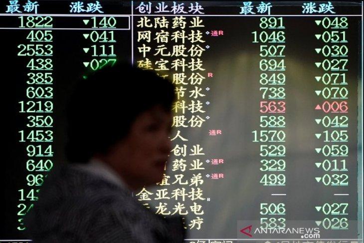 Saham China dibuka naik