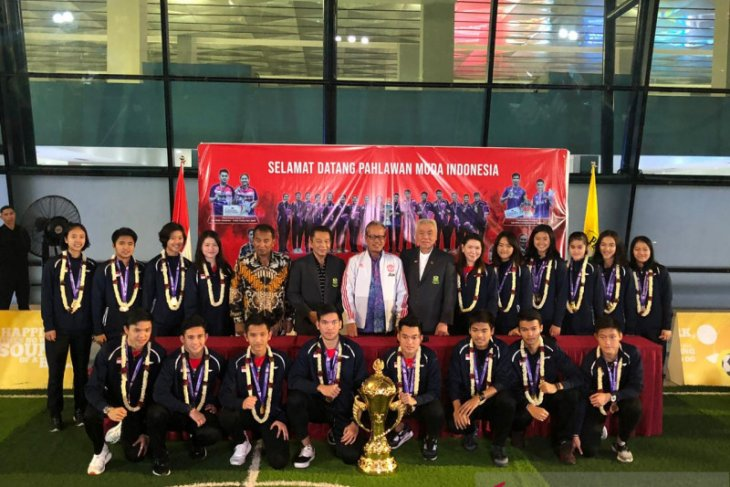 Perolehan Piala Suhandinata pembuktian Indonesia