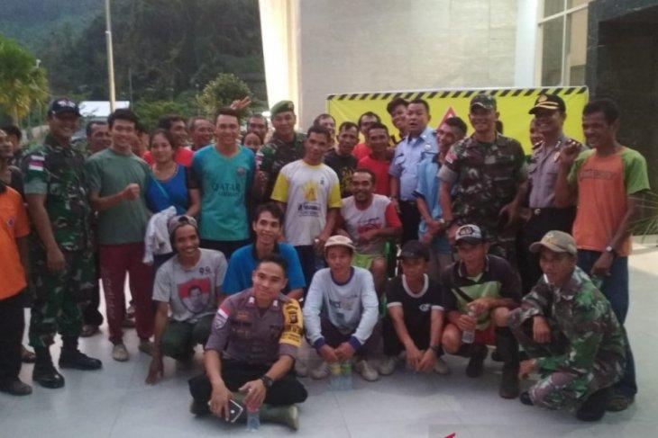 TNI dan Instansi terkait berhasil pulangkan sembilan WNI ke Tanah Air