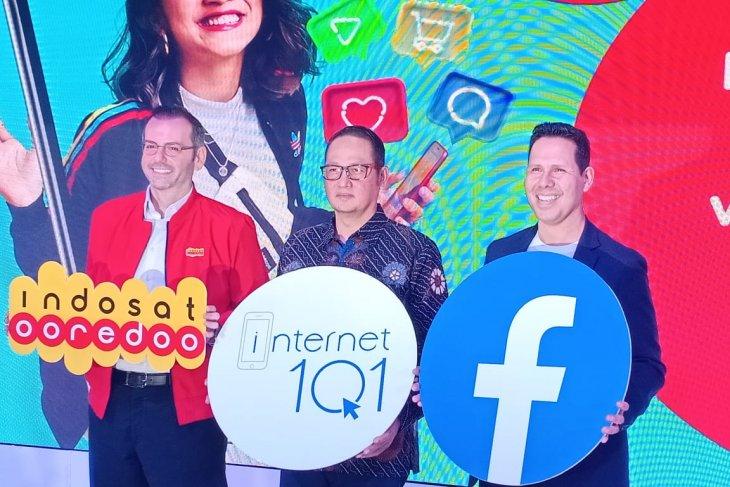 Indosat Ooredoo-Facebook luncurkan
