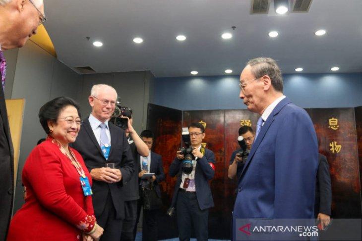 Chinese Vice President Wang Qishan to attend Jokowi-Amin inauguration