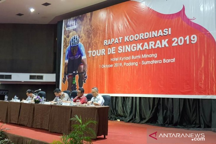 Cycling teams from 25 nations contesting Tour de Singkarak 2019