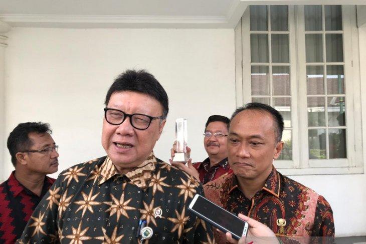Mendagri keluarkan SK PLT untuk ganti Kepala Daerah yang terkena OTT KPK