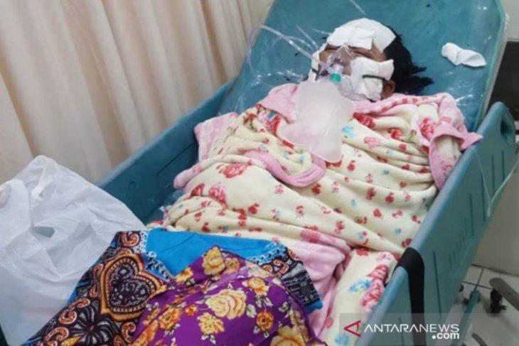 Kasus suami bakar istri, kondisi korban semakin membaik