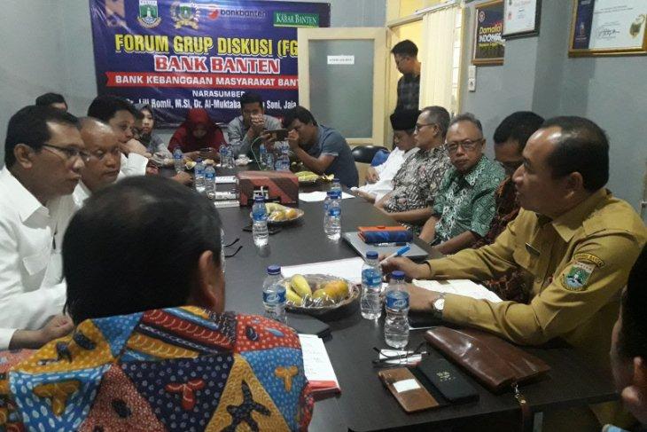 Tokoh Banten berharap Bank Banten dikonversi jadi bank syariah agar terhindar dari riba