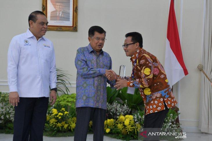 Kota Malang sabet penghargaan Top 45 Inovasi Pelayanan Publik 2019.