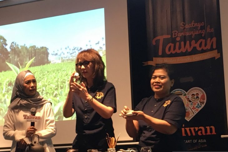 Berita Dunia - Wisata minum teh Taiwan diunggulkan untuk wisatawan Muslim Indonesia