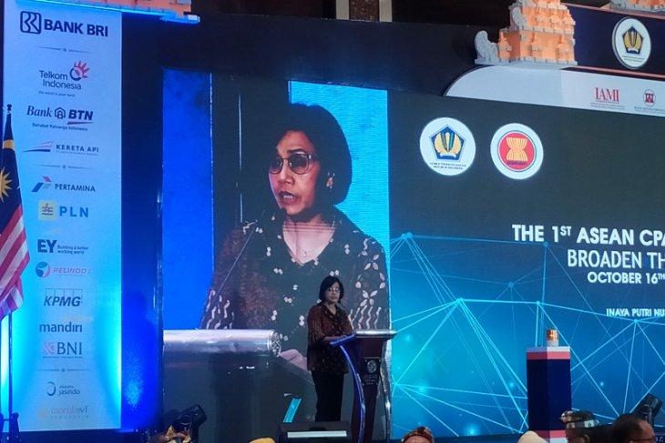 Sri Mulyani: tingkatkan kualitas pendidikan akuntansi cetak profesional antarnegara