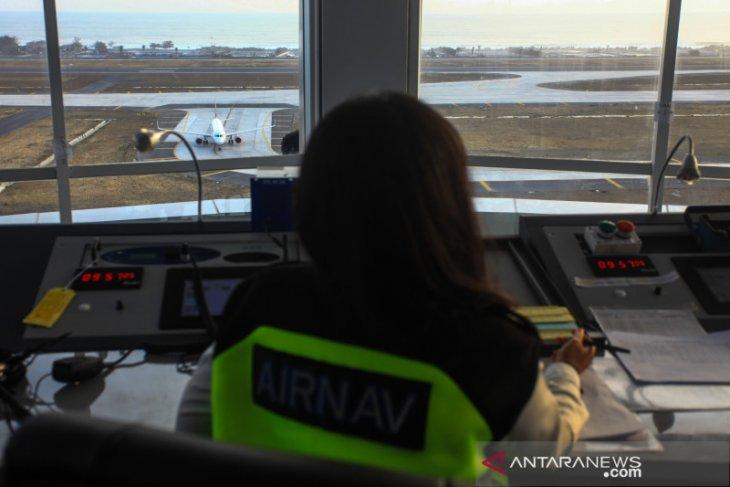 AirNav Bandara Jambi tetap tempatkan personel di menara pengawas