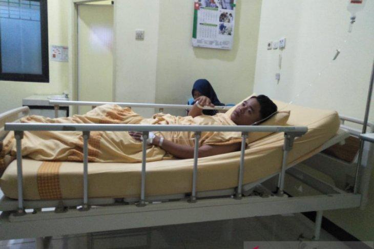 Dua mahasiswa dirawat di RS usai demo ricuh di Jember membaik