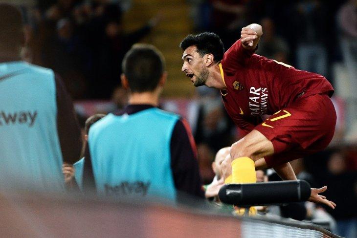 Roma berharap Pastore dibeli klub asal China