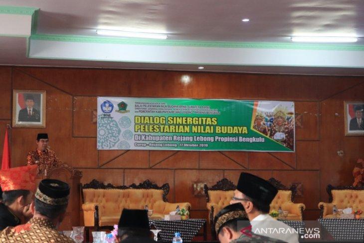 Bupati: Pemkab Rejang Lebong komitmen melestarikan budaya daerah