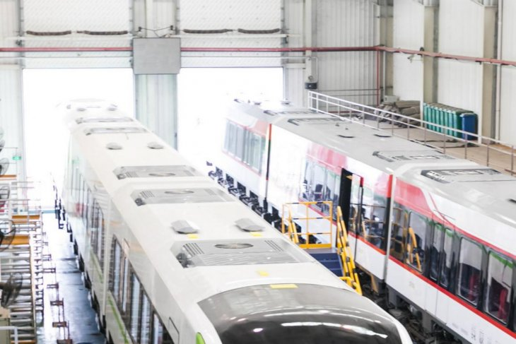 A glimpse of the global rail transit industry taking off -- the 1st China International Rail Transit & Equipment Manufacturing Industry Exposition to be held in Changsha
