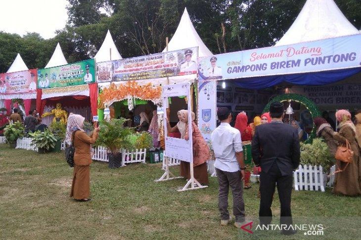 Pemkot Langsa gelar Gampong Fair setiap tahun