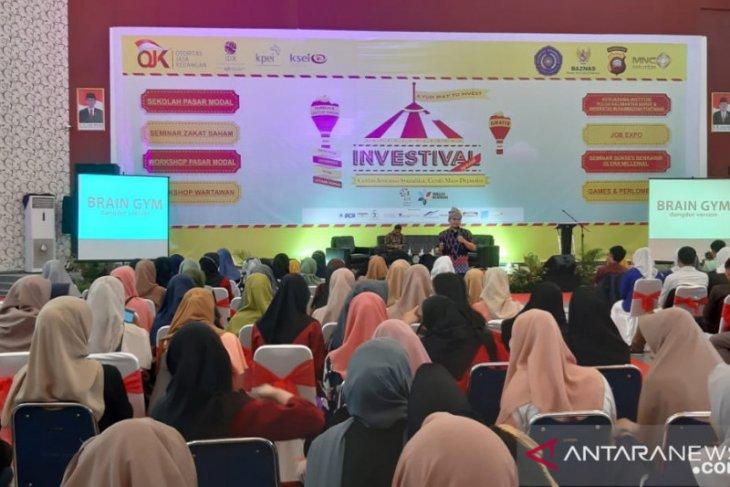 Investival Syariah hadirkan edukasi sekolah pasar modal
