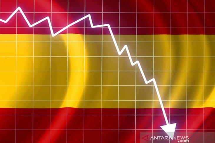 Indeks saham Spanyol IBEX 35  tergelincir 0,24 persen