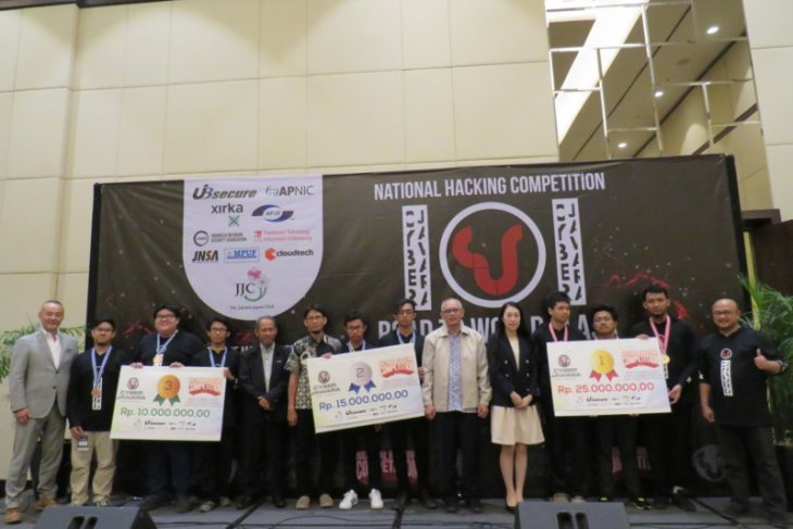 UI's Zen team wins national hacking competition Cyber Jawara