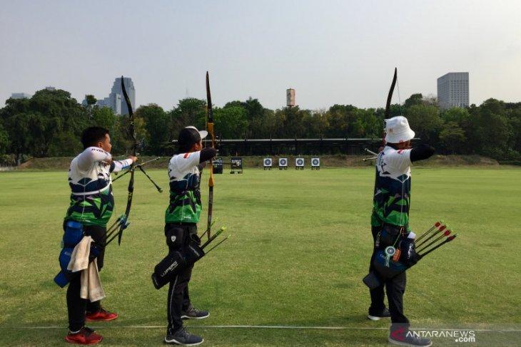 Timnas panahan turunkan target medali SEA Games