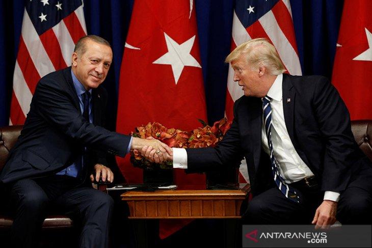 Donald Trump: gencatan senjata  Turki di Suriah Utara sekarang permanen