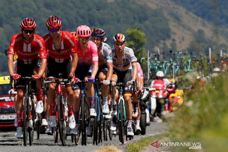 Tour de Suisse dibatalkan karena virus corona