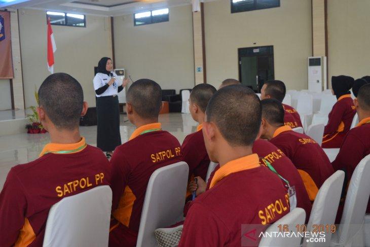 BNN Bangka beri edukasi Satpol PP cegah penyalahgunaan narkotika
