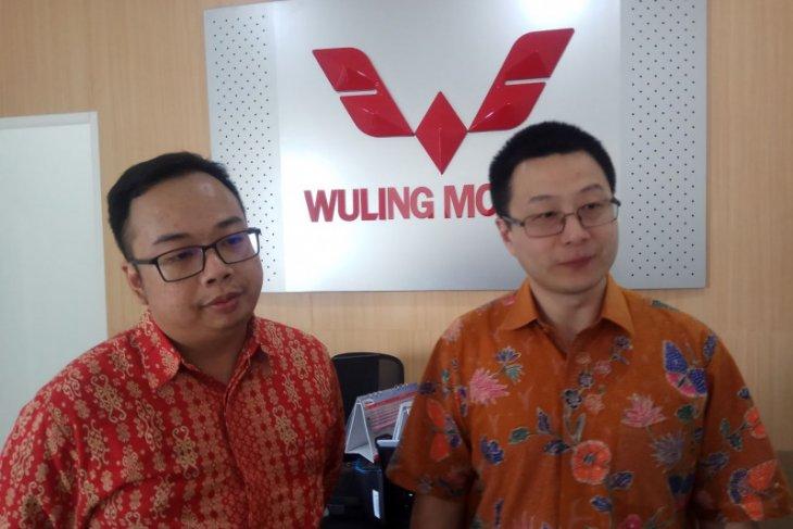 Wuling Motors buka