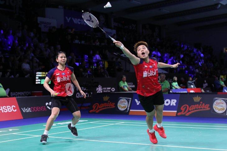 Greysia/Apriyani lolos babak dua French Open