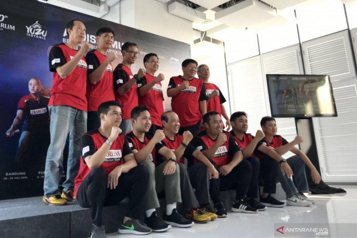 Legenda bulu tangkis mencari bibit atlet lewat audisi di Surabaya