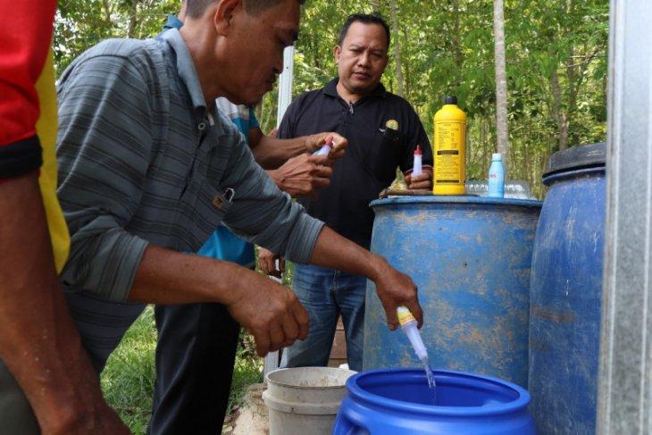 Farmers in Tabalong apply environmentally-friendly farming