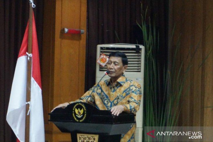 Wiranto ucapkan terima kasih pada Presiden, Wapres dan pihak mendoakan kesembuhannya