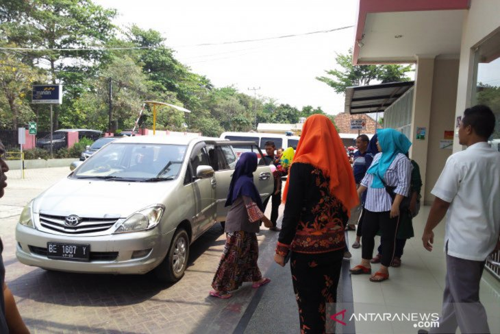 Dua bocah selamat dalam kecelakaan maut di Jalan Tol Trans Sumatera
