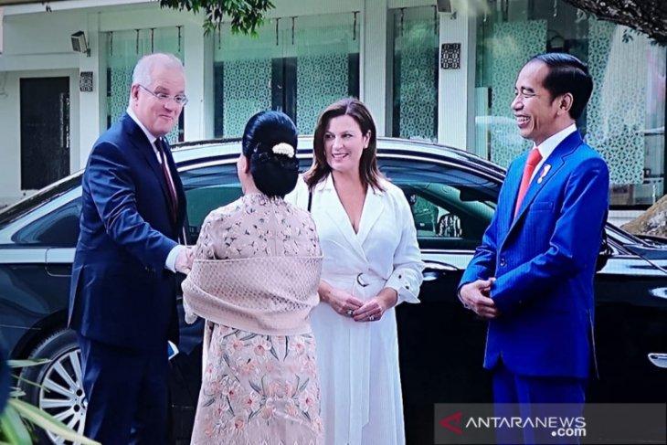 Jokowi akan menerima tamu kehormatan negara sahabat