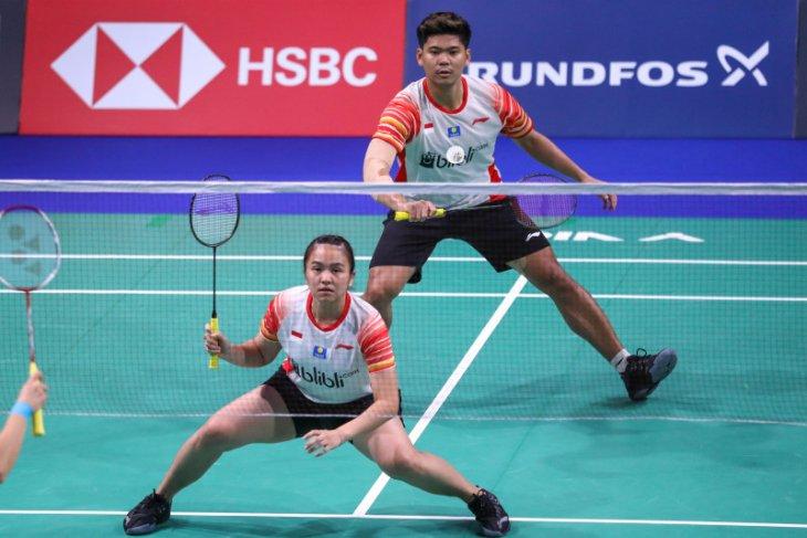 Tiga wakil Indonesia berjuang untuk juarai Denmark Open