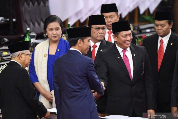 Ketua MPR sapa khusus Megawati dan SBY