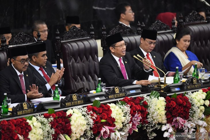 Indonesia's diplomacy on the right track: MPR Chairman